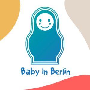 Logo Baby in Berlin podcast
